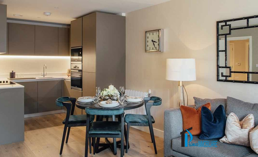 Vendita appartamenti londra pavilion square localit zona 1 for Appartamenti londra