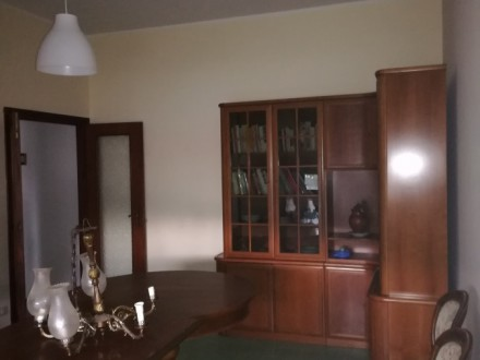 Via Tre Venezie: two rooms furnished