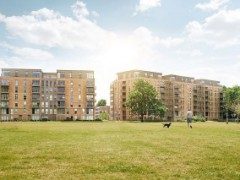 CATFORD GREEN . GROSVENOR COURT - 6