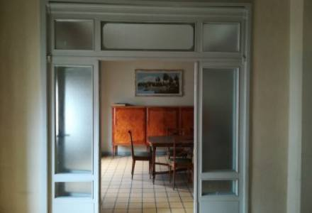 Via Mazzini: large and bright apartment with 3 double rooms to renovate